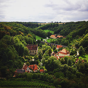 Picturesque Rothenburg