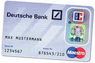 Credit Cards Germany