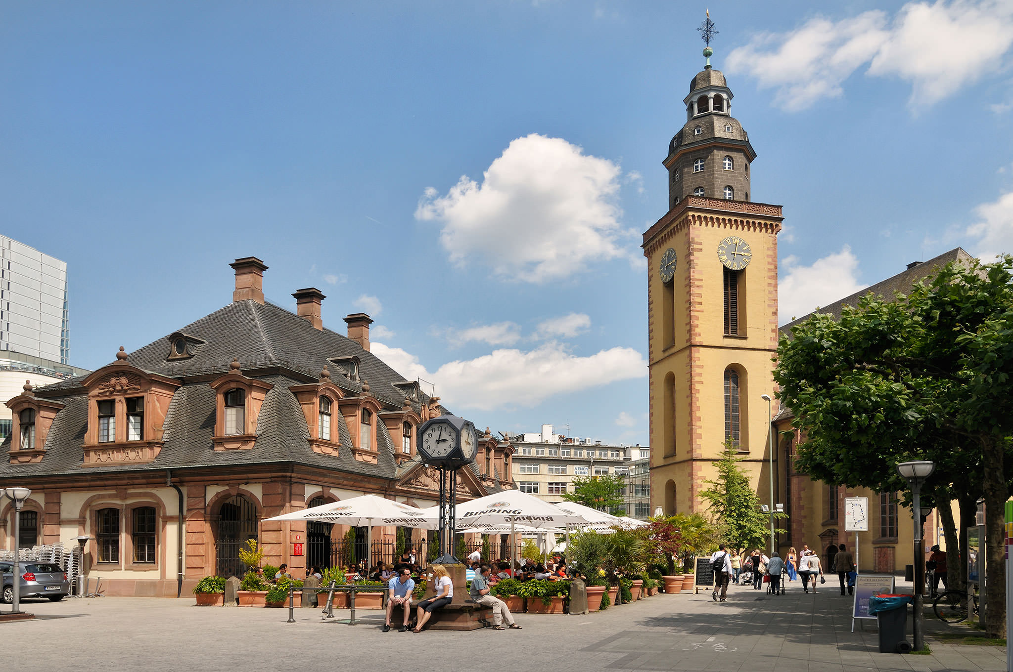 How To Germany - Frankfurt am Main: The Gateway to Germany