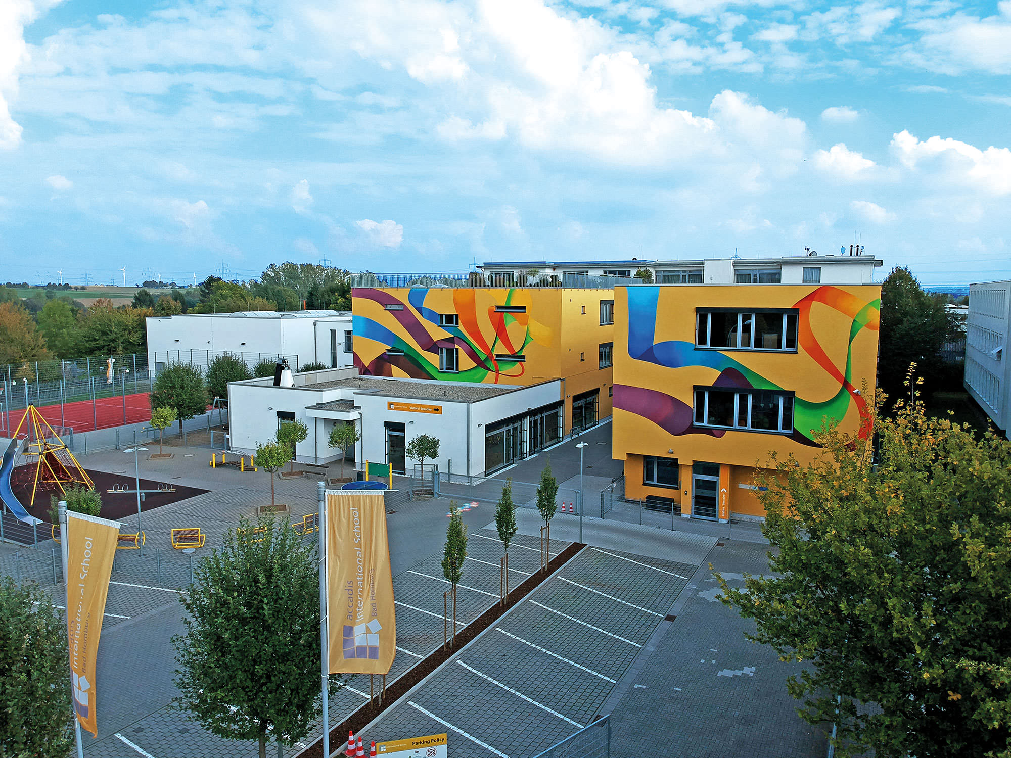 How to germany international schools in germany for Design schule frankfurt