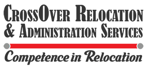 CrossOver Relocation & Administration Services Logo